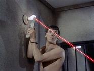 Spock's rubindium laser, remastered