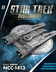 Star Trek Discovery Official Starships Collection issue 11