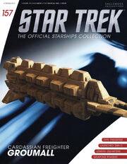 Star Trek Official Starships Collection issue 157