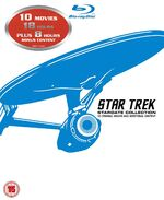 Stardate Collection Blu-ray Region B box cover