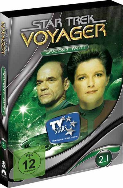 VOY Staffel 2-1 DVD