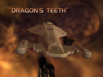 Dragon's Teeth title card
