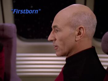 Firstborn title card