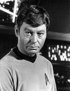 DeForest Kelley, Dr McCoy, Star Trek