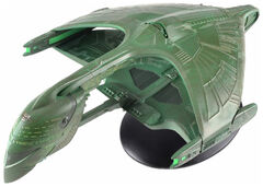 Eaglemoss XL Romulan Warbird