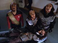 Heart of Glory - klingoński rytuał śmierci