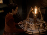 Kira betet für Bareil