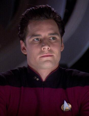 "Lieutenant j.g. Lavelle in <a href=""/wiki/2370"" title=""2370"">2370</a>"