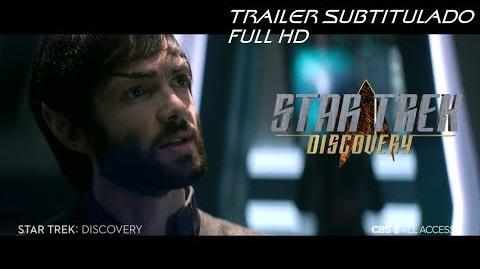 Star Trek Discovery Temporada 2 Trailer 3 (Subtitulado español)