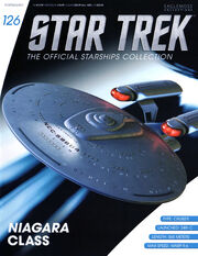 Star Trek Official Starships Collection issue 126