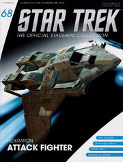 Star Trek Official Starships Collection issue 68