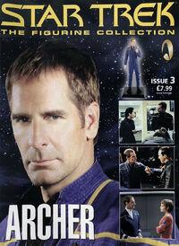 Star Trek The Figurine Collection issue 3
