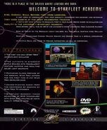 Starfleet Academy back cover