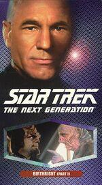 TNG 142 US VHS