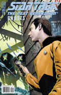 TNG Ghosts issue 5 cover