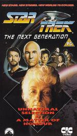 TNG vol 17 UK VHS cover