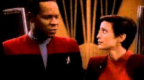 """DS9 """"Visionary"""" - """"Visionnaire"""""""