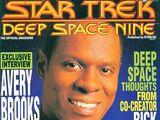 The Official Star Trek: Deep Space Nine Magazine issue 2
