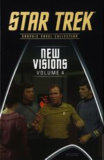 Eaglemoss Star Trek Graphic Novel Collection Premium Issue 4
