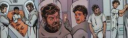 Leonard McCoy, frontier doctor, Bones et Christine Chapel