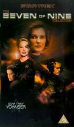 Seven of Nine collection Vol 2 cover