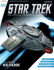Star Trek Official Starships Collection issue M3