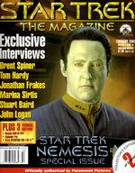 Star Trek The Magazine volume 3 issue 10 cover 2