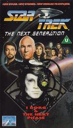TNG vol 62 UK VHS cover