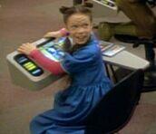 Alien school child 2369