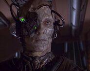 Borg Queen's sphere drone 2