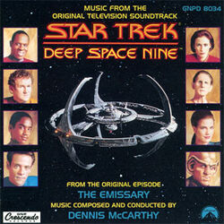 Cover OST DS9
