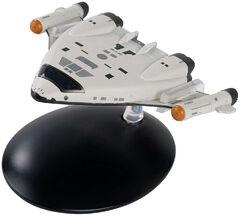 Eaglemoss 174 Archer's Toy Ship