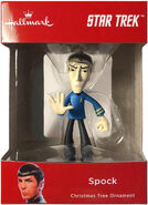 Hallmark 2018 Spock value ornament