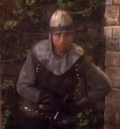 Medieval guard 3