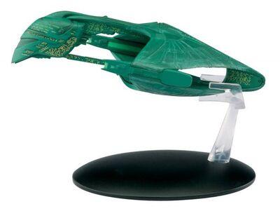 Raumschiffsammlung 6 Romulanischer Warbird
