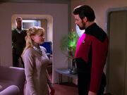 Riker meets Yuta