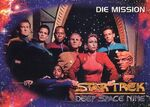 Star Trek Deep Space Nine - Season One Card095