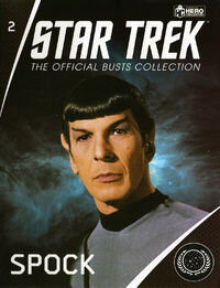 Star Trek Official Busts Collection issue 2