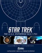 Star Trek The USS Enterprise NCC-1701 Illustrated Handbook