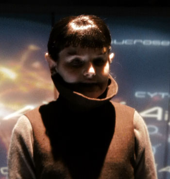 ... as a Vulcan student