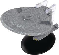 Eaglemoss USS Edison