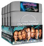 Enterprise Season 1-4 boxset