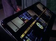 Galaxy transporter console