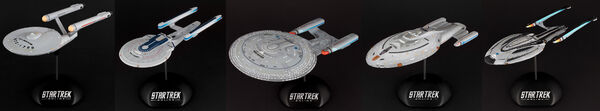 Mixed Dimensions GamePrint Star Trek Online starship promos