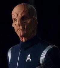 Saru-0000 DIS Discovery S01E01 The Vulcan Hello