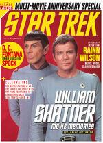 Star Trek Magazine issue 199 cover