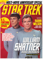 Star Trek Magazine issue 199 cover