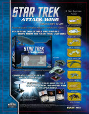 Wizkids Star Trek Attack Wing promo