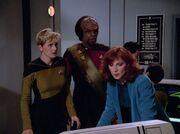 Überwachung der Evakuierung der Enterprise