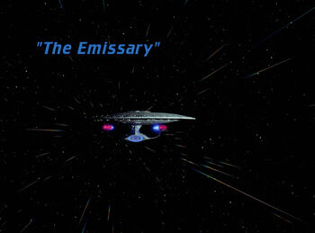 The Emissary title card